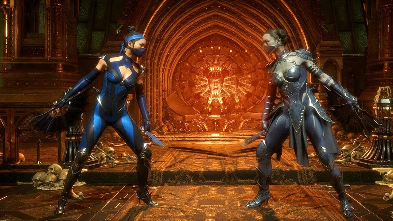 Mortal Kombat 11 Kitana Character Walkthrough 60ᶠᵖˢ ᴴᴰ