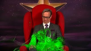 Ghostbusters director Paul Feig gets slimed in the red chair - Graham Norton: Series 19 Episode 13