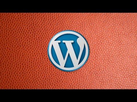 06 Créer une Page Editeur WordPress
