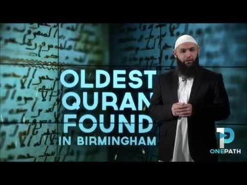 Oldest Quran Found - Malaz Majanni