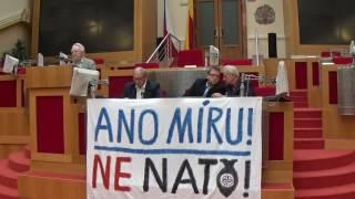 Karel Janda (Klub českého pohraničí) - Mírové setkání