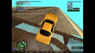 GTA San Andreas : Vidéo délire sur un Serveur de FOU !!