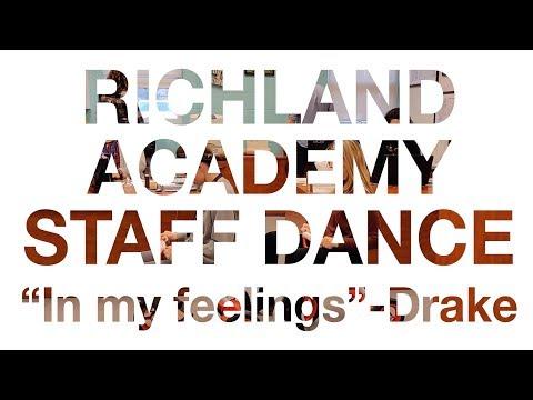 Richland Academy Staff Dance
