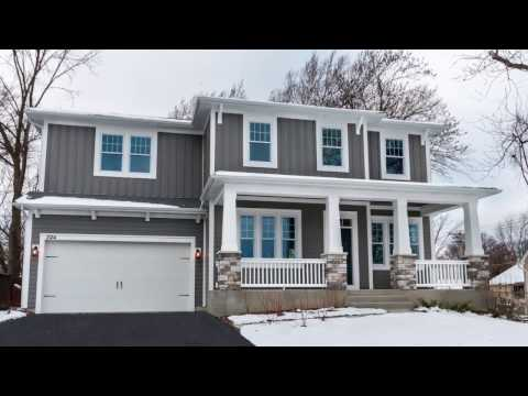 New Home in Palatine, IL Built by David Weekley Homes