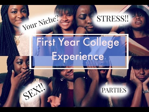 First year college experience | Managing Money, Freshman15, Study Tips
