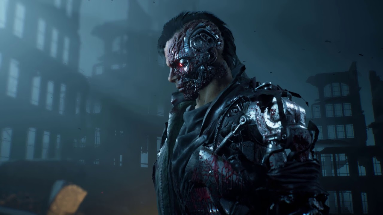 Terminator Resistance Enhanced For PS5 Delayed a Month Until April 2021 |  PlayStationTrophies.org
