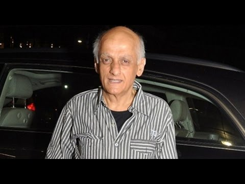 Mukesh bhatt biography in short and speech