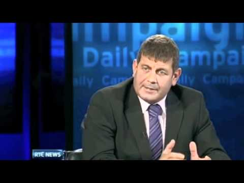 Andrew Doyle on RTE's Campaign Daily