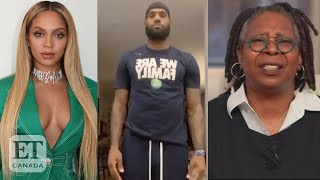 Beyonce, Whoopi, LeBron React To George Floyd's Death