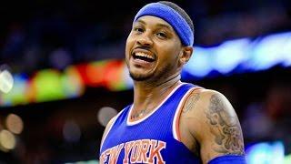 Carmelo Anthony EXPOSED!!!! NY Knicks NBA Puppet