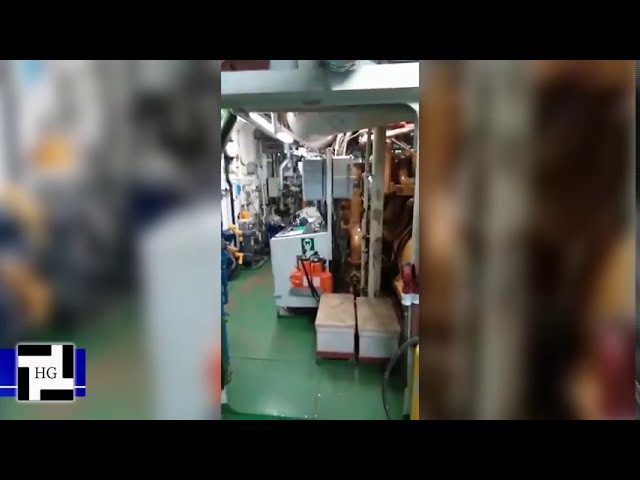 Vídeo: Instalação de gerador no Alpha Crucis em Santos