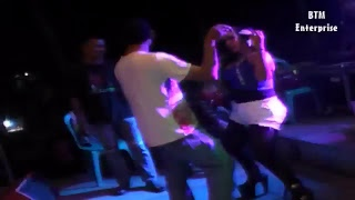 Goyang dua Jari Voc. Amel Gancet in Live Show MUSTIKA Entertainment