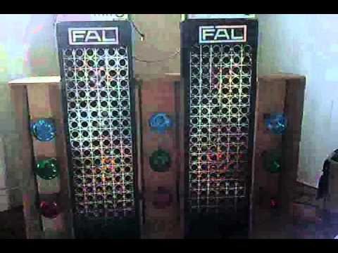 Old Fal Disco Lights You