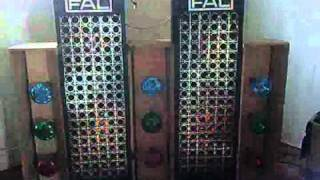 old FAL disco lights