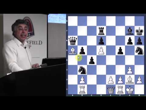 Lecture with GM Yasser Seirawan (Analyze This!   Member Game Analysis) - 2014.03.04