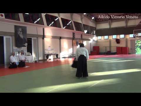 Aikido Yondan - Sandro Lucagnano