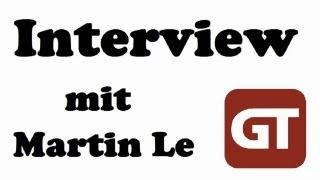 Thumbnail für Interview mit Martin von GameTube [1/4] (Februar 2013)