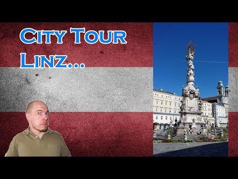 City tour Linz - Austria
