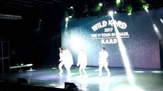 Baixar [FANCAM] 20170702 WILD K.A.R.D Tour in Brazil - Sim ou Não Cover (By Anitta)