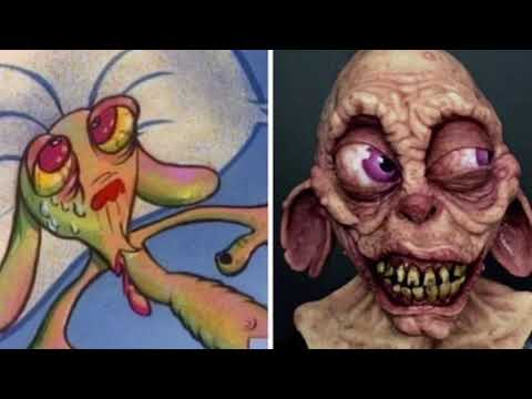 Top 10 BANNED 90's Cartoon Episodes