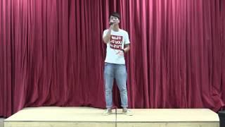 Publication Date: 2012-07-13 | Video Title: 明愛粉嶺陳震夏中學-溫志偉@第一屆學界星光大道2012