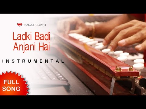 Ladki Badi Anjani Hain Banjo Cover | Kuch Kuch Hota Hain | Bollywood instrumental By Music retouch Mp3