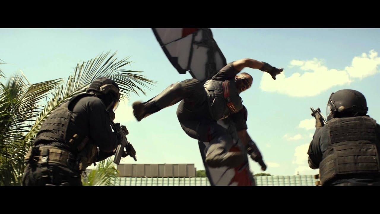 CAPTAIN AMERICA: ΕΜΦΥΛΙΟΣ ΠΟΛΕΜΟΣ (CAPTAIN AMERICA: CIVIL WAR) - Teaser Trailer