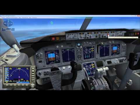 Игра. Аварийная посадка Microsoft Flight Simulator