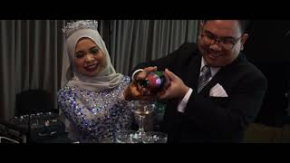 The wedding highlights of Razlan & Aeiyuni - 21st/22nd December 2019