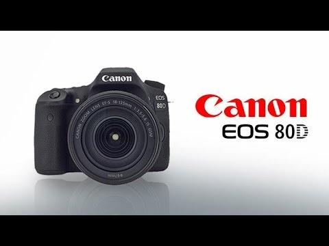 [Unbox] แกะกล่อง Canon EOS 80D