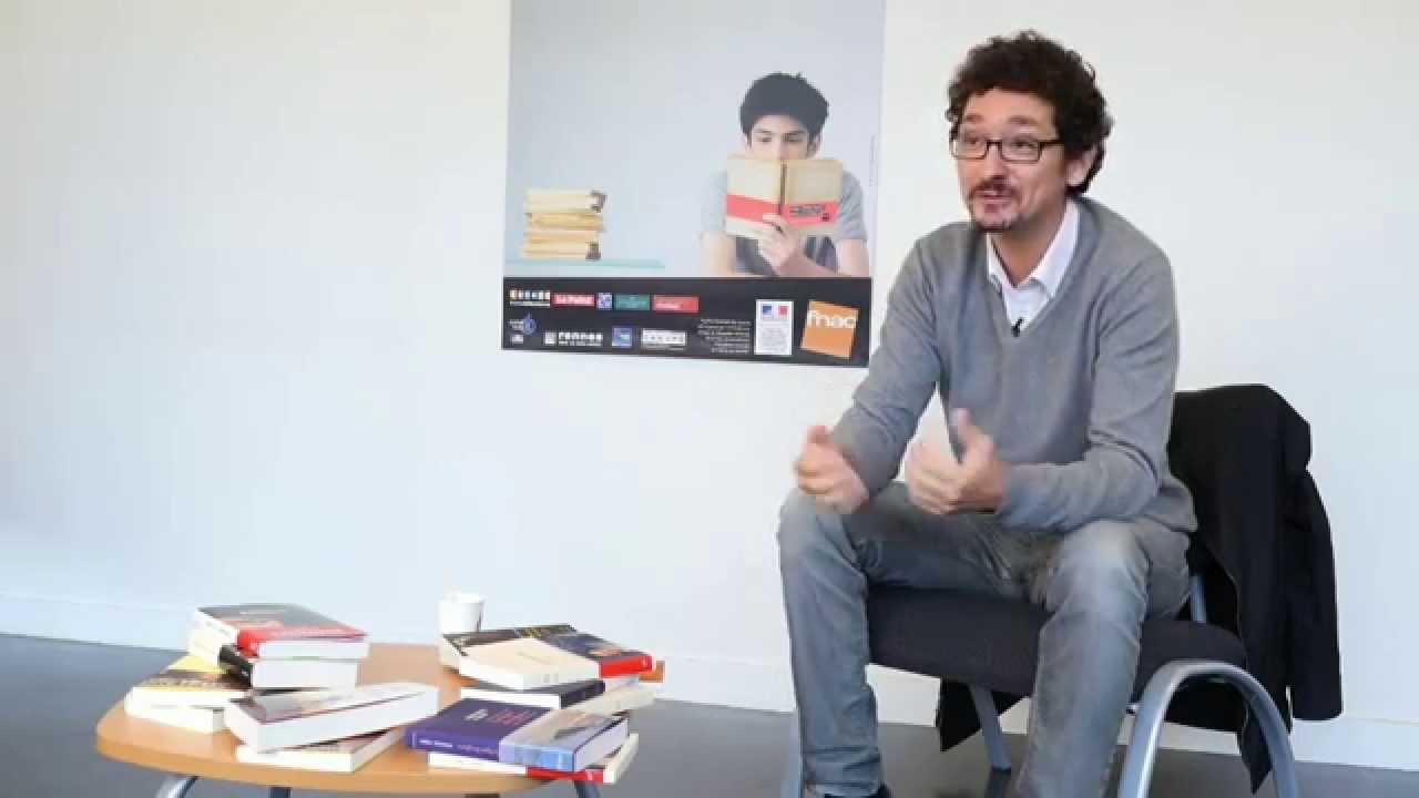 goncourt des lyc ens interview de david foenkinos pour. Black Bedroom Furniture Sets. Home Design Ideas