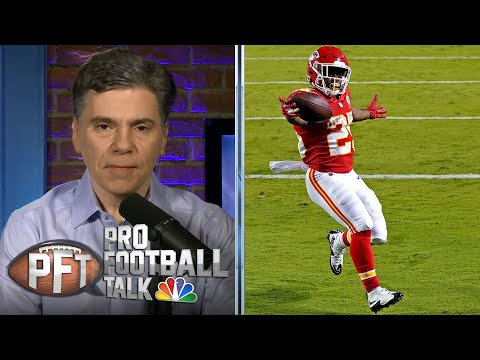 How Clyde Edwards-Helaire changes Chiefs offense | Pro Football Talk | NBC Sports