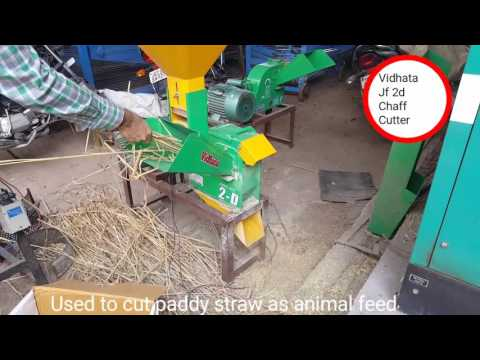 Animal feed 2d model chaff cutter  call 9068288448