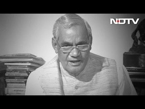 Watch: 3 Famous Poems Of Former PM Atal Bihari Vajpayee