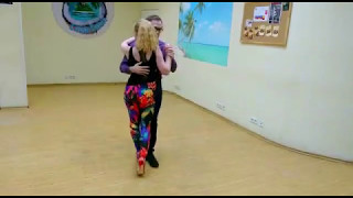 Кизомба Urbankiz Criola Dance