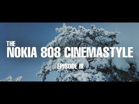 NOKIA 808 PUREVIEW CINEMASTYLE EPISODE III