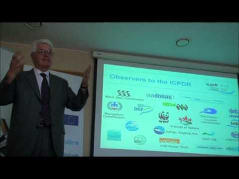 """""""Business, Water and Wetlands"""" - Wolfgang Stalzer, ICPDR"""
