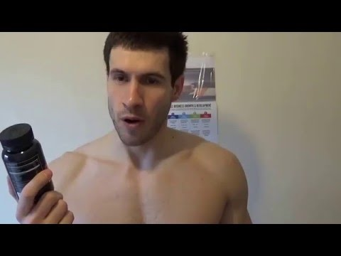 Testosterone Booster USN 19 Anabol Testo day 2 review