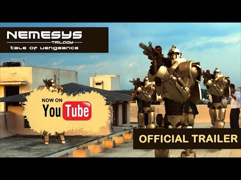 Nemesys Tale of Vengeance Sci-fi Short Film Official Trailer