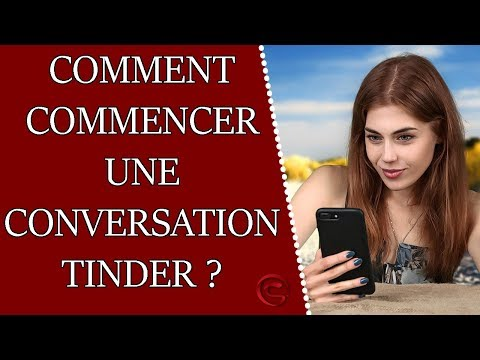Bons premiers messages pour les rencontres en ligne