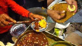 Best Aloo Tikki in Delhi | Street Foods in Delhi, India with Indian Food Ranger