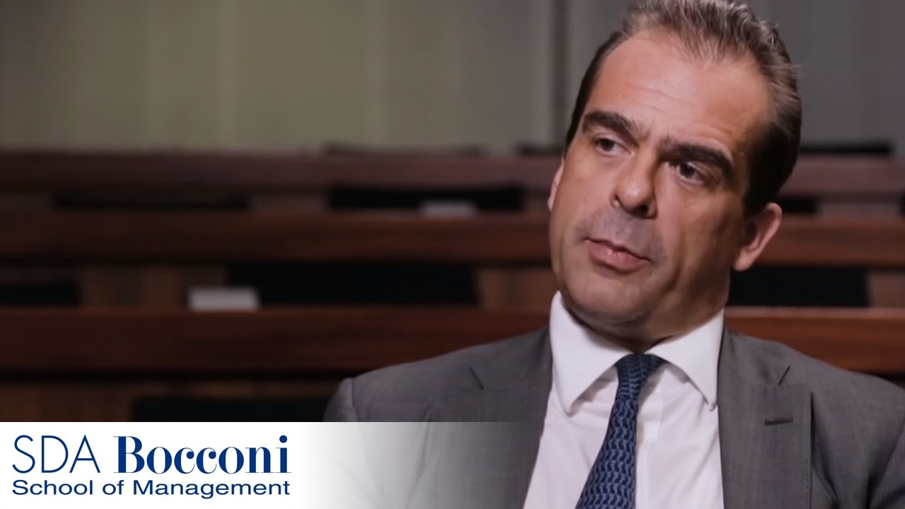 An Interview with Brian Heyworth, HSBC Global Asset Management   SDA Bocconi