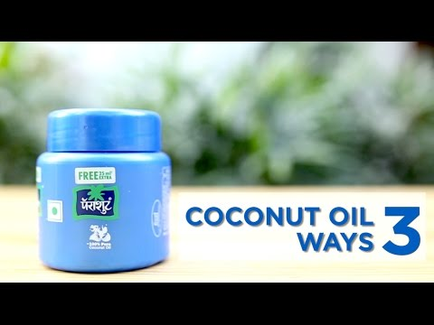 3 Winter Beauty Care Tips using Coconut Oil I Winter Home Care Tips | Indi In the City