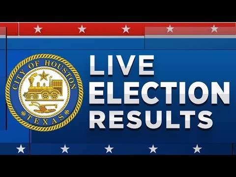 WATCH LIVE: Houston Runoff Election Results Are Coming In