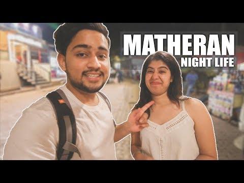 A Night In Matheran | Smallest Indian Hill Station | Shabir Bhai Biryani | Tips | Travel Guide