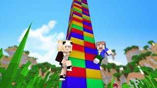 XXL LEGO TURM IN MINECRAFT!