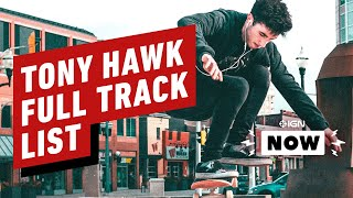 Tony Hawk 1 and 2 Soundtrack Revealed - IGN Now