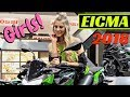 EICMA Milano 2018 Girls, Girls, Girls!!! (Ragazze) - Parte 2 - Worldwide Motorcycle Exhibition