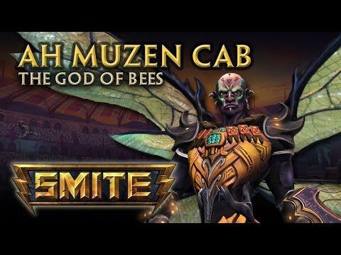 видео: smite , Правильные пчёлы,  ah muzen cab  (обзор)