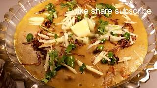 Shahi haleem recipe bangla/Bangladeshi halim.